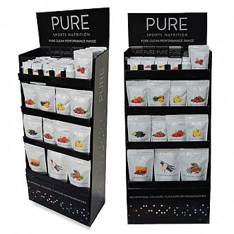 Pure - Sports Retail Stand