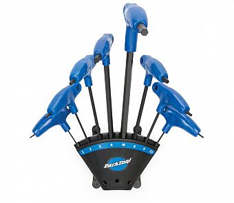 Park Tool - PH-1.2 - P-Handle Hex Wrench Set