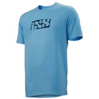 IXS - Blue T-Shirt
