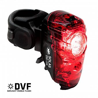 NiteRider - Solas 250 Rear Light