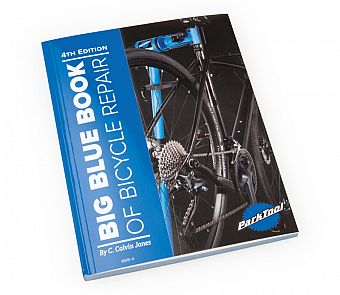 Park Tool - BBB-4 Big Blue Book, 4th Edition
