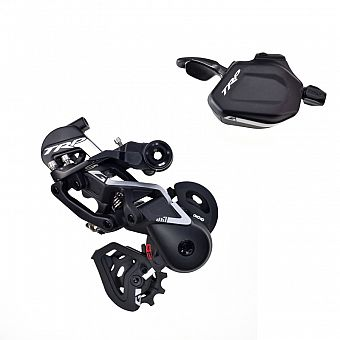 TRP - G-Spec DH7 Derailleur/Shifter Box Set