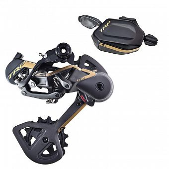 TRP - G-Spec TR12 Derailleur/Shifter Box Set