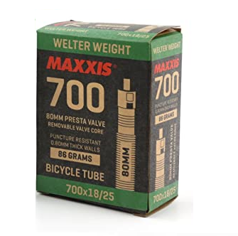 Maxxis - 700c Welterweight Tubes