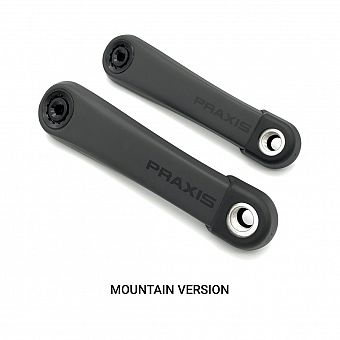 Praxis - Carbon M30 E-Bike Cranks