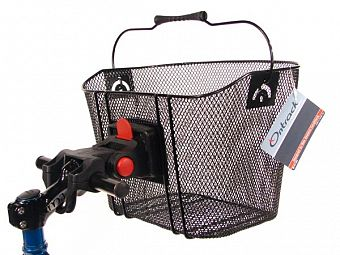Ontrack - Black Wire Q/R Basket