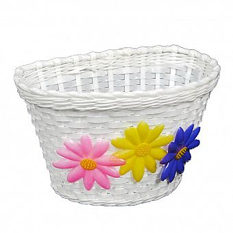 Ontrack - Kids Front Basket, Flower