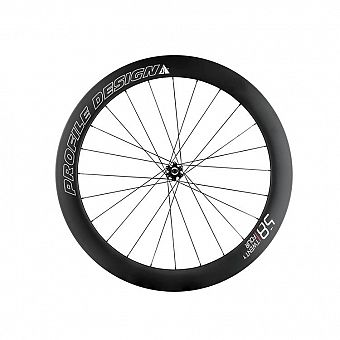 Profile Design 58 Twenty Four Disc Brake Carbon Clincher Wheelset