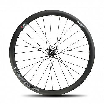 Profile Design 38 Twenty Four Disc Brake Carbon Clincher Wheelset