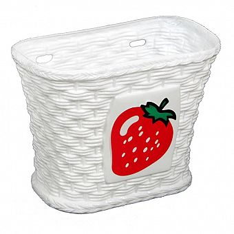 Ontrack - Kids Front Basket, Strawberry