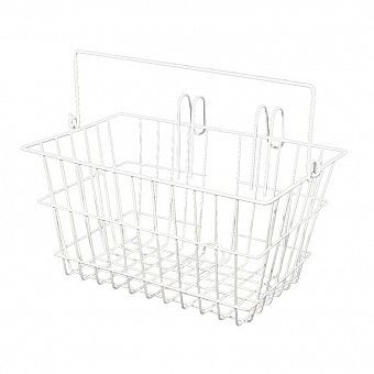 Ontrack - White Wire Basket