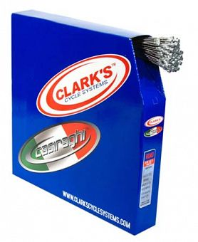 Clark's - S/S Road Inner Brake Wire, File Box