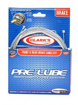 Clark's - Pre-Lubed MTB/Road Brake Kit