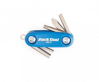 Park Tool - AWS-13 - Micro Fold-Up Hex Key Set