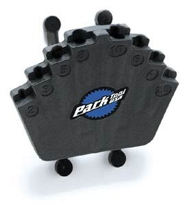 Park Tool - HXH-1 - Bench/Wall-Mount Hex Wrench Holder