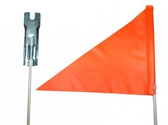 1 Piece Safety Flag