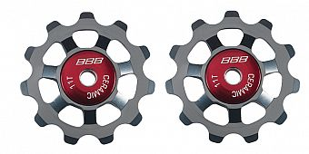BBB - AluBoys Ceramic Pulleys