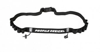 Profile Design - Gel Race Number Belt