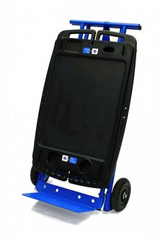 Park Tool - PB-5 - Two Wheel Hand Truck Kit for PB-1 Portable Workbench