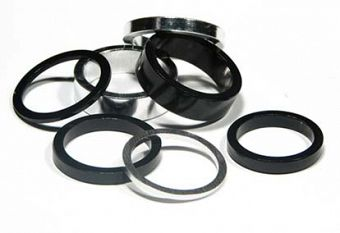 Ahead - Alloy Spacers
