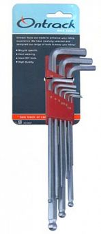 Ontrack - 9pc Allen Key Set