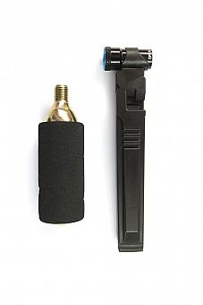 Ontrack - 2 in 1 Tyre Levers & CO2 Pump