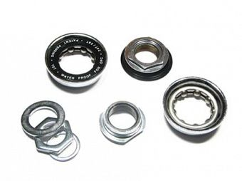 Bottom Bracket Cup Set - One Piece