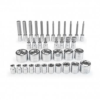 Park Tool - SBS-3 Socket & Bit Set