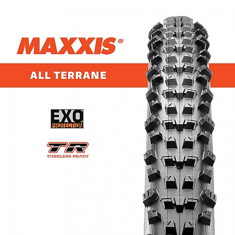 Maxxis - 700c CX All Terrane