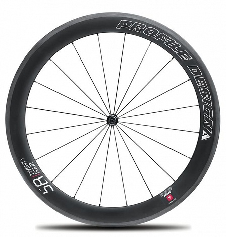 Profile Design 58 Twenty Four Full Carbon Wheelset